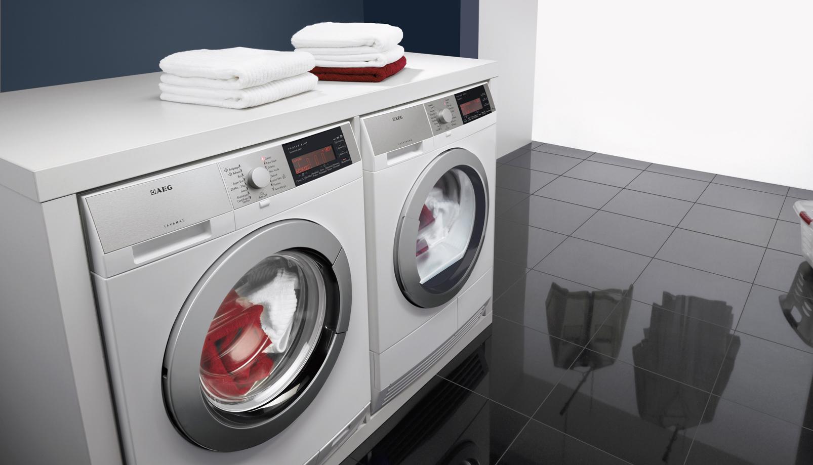 Lavatrice e asciugatrice in colonna tutte le offerte cascare a fagiolo - Mobile per lavatrice e asciugatrice ...